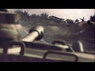 Искусство войны. Курская Дуга, видеоролик Два танка